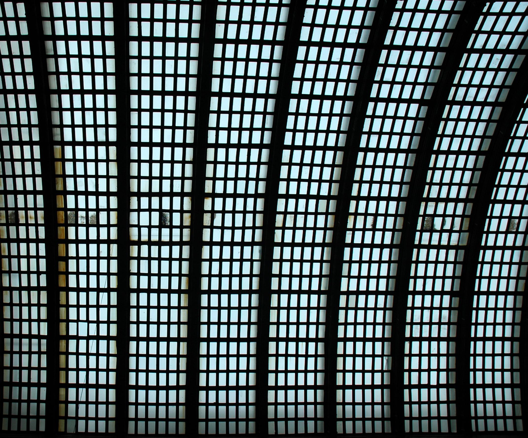Union Station Ceiling Window