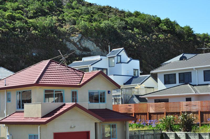 rooftops New Zealand