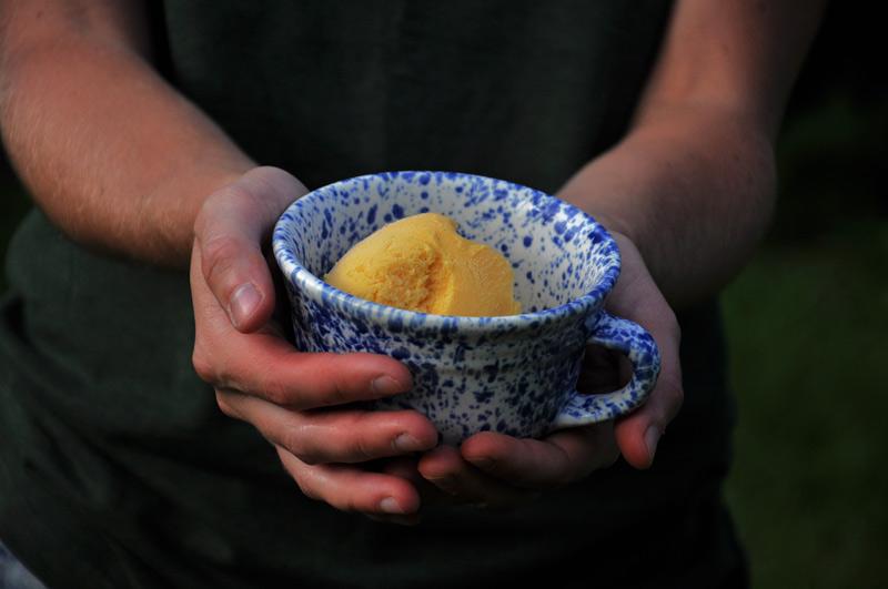 butternut icecream